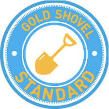 Gold Shovel logo